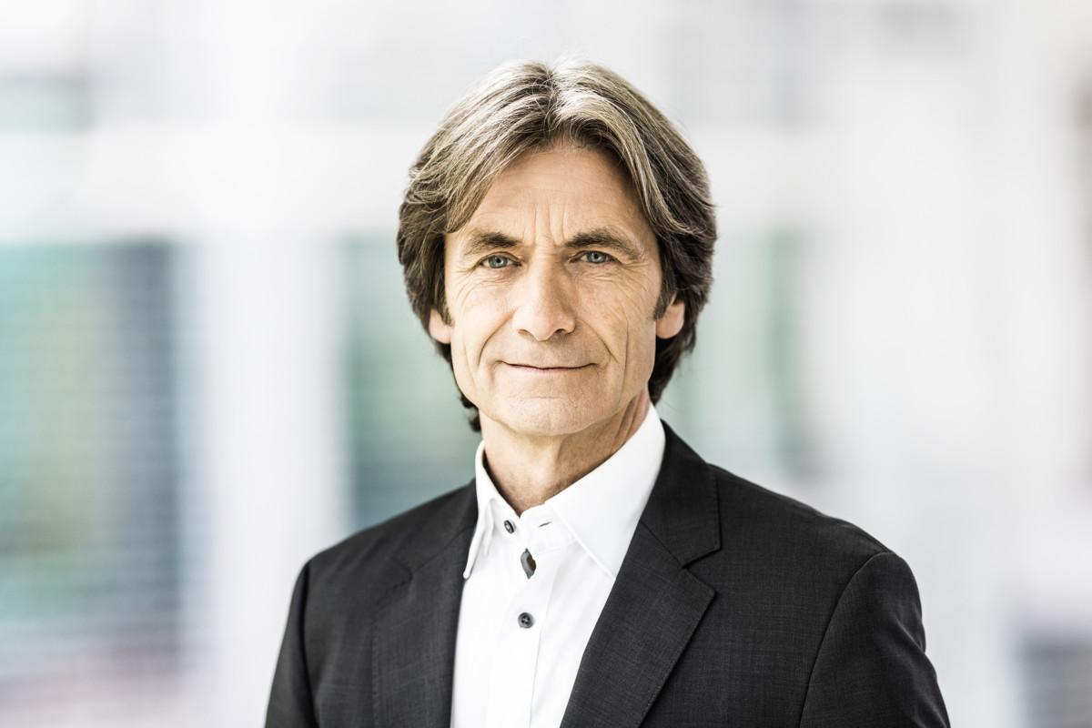 Portrait von Harald Balfanz
